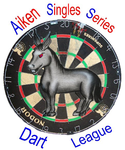 Welcome to Aikens premier dart league! Stop hee-haw'n around and come on out to the VFW-5877 and have an 'ASS-Kicking' time!!!